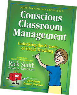 Conscious Classroom Management 2nd Edition cover
